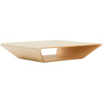 Brasilia table, birch