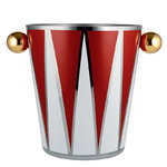 Circus wine cooler, large