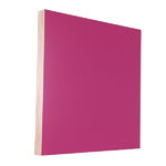 Kotona noteboard large square, fuchsia