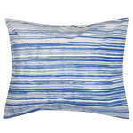 Siluetti pillowcase, off white - blue