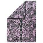 Fandango duvet cover 150 x 210 cm, dark green - pink