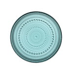 Kastehelmi plate 170 mm, sea blue