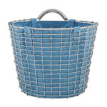 Basket Liner 24 L, blue
