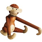 Wooden Monkey, large, teak
