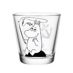 Moomin glass 21 cl, Moomintroll fishing