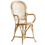 Sika-Design Fleur chair with armrests