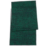 Orkanen table runner 45 x 160 cm, dark blue - green