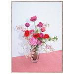 Blomst 04 / Pink poster