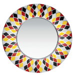 Circus tray, colourful