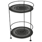 Guinguette table, liquorice
