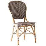 Isabell side chair, cappucino