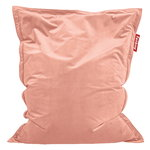 Poltrona sacco Original Slim Velvet, pearl blush