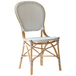 Isabell side chair, white