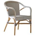 Madeleine armchair, white
