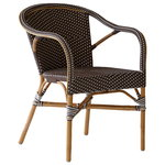 Madeleine armchair, cappucino