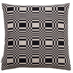 Doris cushion cover, black