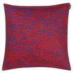 Orkanen  cushion cover 40 x 40 cm, red - blue