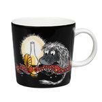 Moomin mug, Ancestor, black