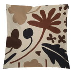 Suvi cushion cover 45 x 45 cm, beige - brown