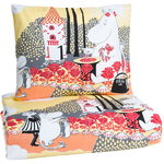Ruusumuumi duvet cover set