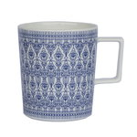 Sirkus mug 4 dl, Finland 100, blue