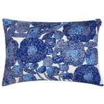 Mynsteri cushion cover 40 x 60 cm, white - blue