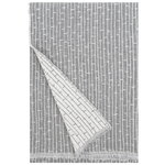 Lapuan Kankurit Metsä blanket, light grey