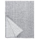 Metsä giant towel, white - grey