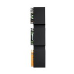 Wall Case magazine holder, black