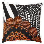 Marimekko Siirtolapuutarha cushion cover, red - green