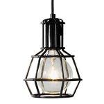 Work Lamp valaisin, musta