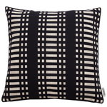 Nereus cushion cover, black
