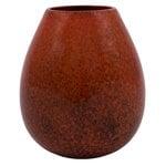 Milo Drop vase, orange