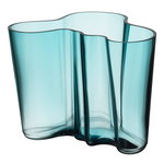 Aalto vase 160 mm, sea blue