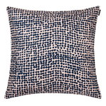 Orkanen cushion cover 40x40 cm, pink - dark blue