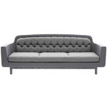 Onkel sofa, light grey