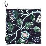 Pieni Tiara pot holder, blue-green-grey