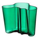Aalto vase 160 mm, emerald