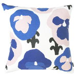 Orvokki cushion cover, blue