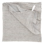 Nyytti giant towel, white - linen