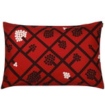 Spalj� cushion cover, red - dark red