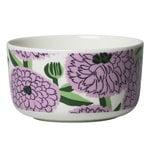 Oiva - Primavera bowl 5 dl, white-lilac-green