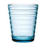 Aino Aalto tumbler 22 cl, light blue, set of 2