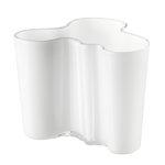 Aalto vase 120 mm, white