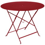 Fermob Bistro table 96 cm, chili