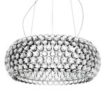 Caboche pendant, dimmable, large