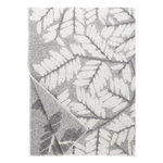 Verso blanket, grey-white
