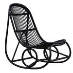 Sika-Design Nanny rocking chair, black