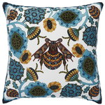 Klaus Haapaniemi Flower Bee cushion cover, velvet