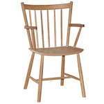 J42 chair, oiled oak
